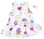 Муслиновое платье RoyalBaby Конфетки. Зображення 3