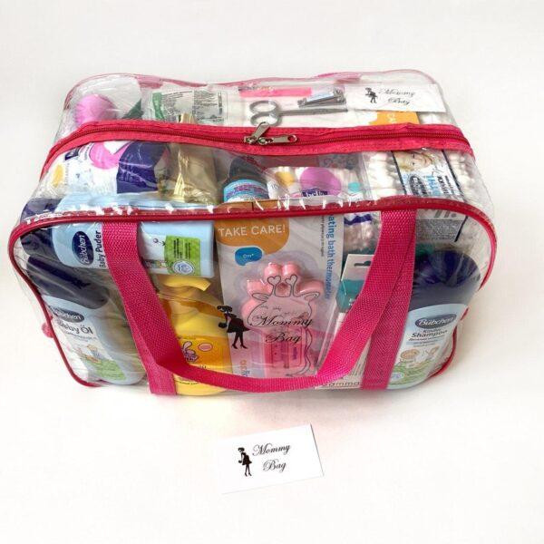 Готовый набор в роддом для малыша (23 единицы), - Для девочки. Фото 7