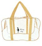 Набір з прозорих сумок в пологовий будинок Mommy Bag, колір сумки - Бежевий. Зображення 25