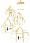 Набір з прозорих сумок в пологовий будинок Mommy Bag, колір сумки - Бежевий. Зображення 21