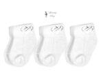 Носочки RoyalBaby Белые Махровые 0-12 мес №16. Зображення 3